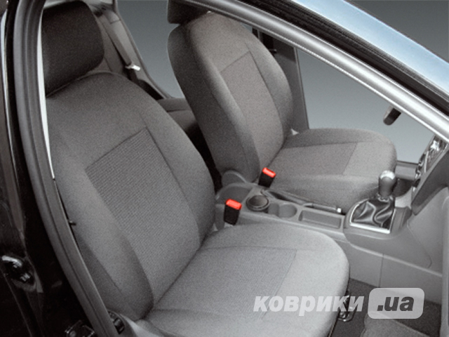 Авточехлы на Ford Focus II Hatchback с 2004-2010 гг.