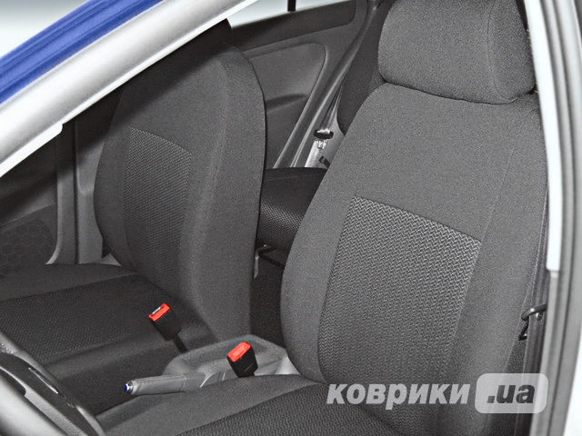 Авточехлы на Ford Focus II Sedan с 2004-2010 гг.